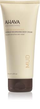 Ahava Dead Sea Mud питательный крем для тела  для сухой и чувствительной кожи