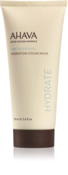 Ahava Time To Hydrate Hydraterende Crème Masker