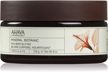 Ahava Mineral Botanic Hibiscus & Fig hranjivi maslac za tijelo