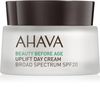Ahava Beauty Before Age Liftingcrem für klare und glatte Haut SPF 20
