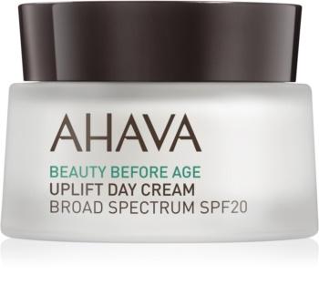 Ahava Beauty Before Age liftingový krém pre rozjasnenie a vyhladenie pleti SPF 20