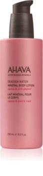 Ahava Dead Sea Water Cactus & Pink Pepper Body lotion mit Mineralien