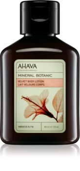 Ahava Mineral Botanic Hibiscus & Fig Fløjl kropslotion