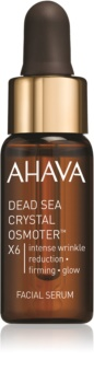 Ahava Dead Sea Crystal Osmoter X6 sérum intense effet anti-rides