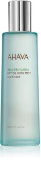 Ahava Dead Sea Plants Sea Kissed óleo corporal seco em spray