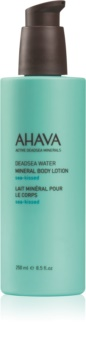 Ahava Dead Sea Water Sea Kissed Mineral Body Lotion with Smoothing Effect