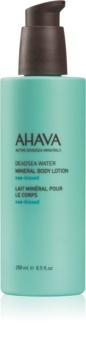 Ahava Dead Sea Water Sea Kissed mineralne mleczko do ciała o działaniu wygładzającym