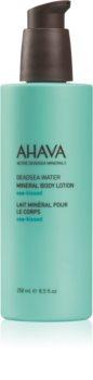 Ahava Dead Sea Water Sea Kissed минеральное молочко для тела с разглаживающим эффектом