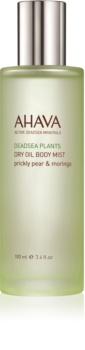 Ahava Dead Sea Plants Prickly Pear & Moringa huile sèche corps en spray