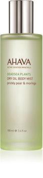 Ahava Dead Sea Plants Prickly Pear & Moringa olio secco corpo in spray