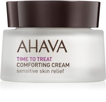 Ahava Time To Treat Comforting Cream pomirjujoča krema za občutljivo kožo