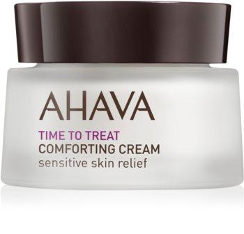 Ahava Time To Treat Comforting Cream umirujuća krema  za osjetljivu kožu lica