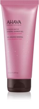 Ahava Dead Sea Water Cactus & Pink Pepper gel de banho mineral