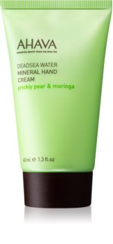 Ahava Dead Sea Water Prickly Pear & Moringa krem mineralny do rąk