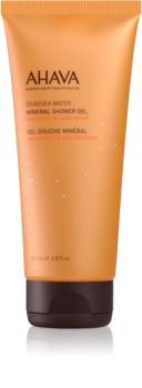 Ahava Dead Sea Water Mandarin & Cedarwood gel de banho mineral