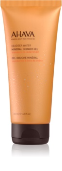 Ahava Dead Sea Water Mandarin & Cedarwood gel doccia minerale