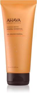 Ahava Dead Sea Water Mandarin & Cedarwood Mineral Shower Gel