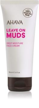 Ahava Dead Sea Mud hloubkově hydratační krém na obličej