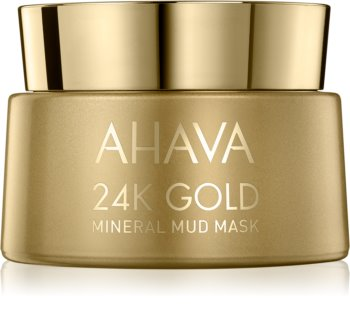 Ahava Mineral Mud 24K Gold Mineral Mud Mask With 24 Carat Gold