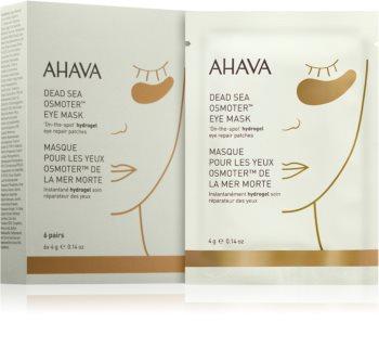 Ahava Dead Sea Osmoter feuchtigkeitsspendende Gel-Maske für den Augenbereich für hydratisierte und strahlende Haut