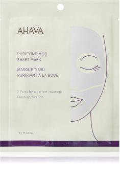 Ahava Dead Sea Mud очищающая маска для лица