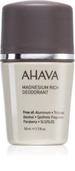 Ahava Time To Energize Men Roll-on deodorant med mineraler för män
