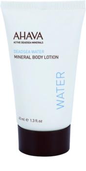 Ahava Dead Sea Water lait minéral corps
