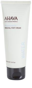Ahava Dead Sea Water crème minérale pieds