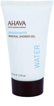 Ahava Dead Sea Water gel de douche minéral pour un effet naturel