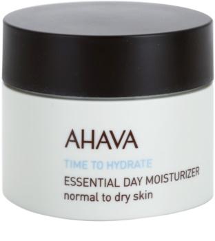 Ahava Time To Hydrate crème de jour hydratante pour peaux normales à sèches