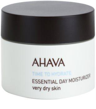 Ahava Time To Hydrate crema de día hidratante  para pieles muy secas