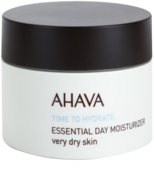 Ahava Time To Hydrate crème de jour hydratante pour peaux très sèches