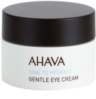 Ahava Time To Hydrate crème douce yeux