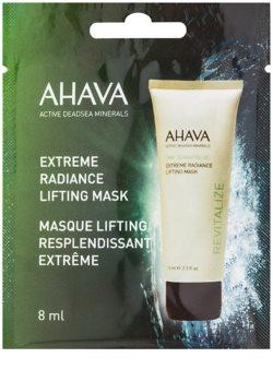 Ahava Time To Revitalize masque liftant illuminateur
