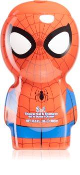 Air Val Spiderman душ гел и шампоан 2 в 1 за деца
