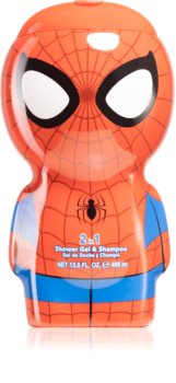 Air Val Spiderman 2 in 1 gel de dus si sampon pentru copii