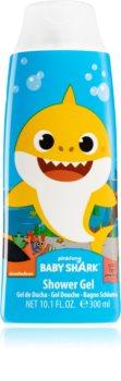 Air Val Baby Shark gel de duș pentru copii