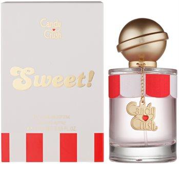 Air Val Candy Crush Sweet Eau de Parfum para crianças 75 ml