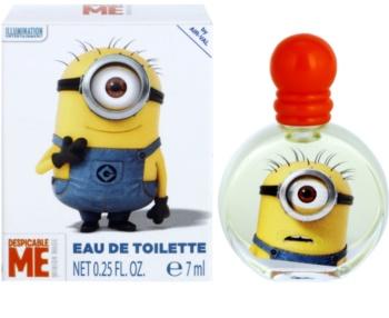Air Val Minions eau de toilette para crianças 7 ml