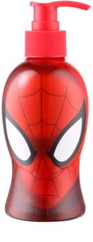 Air Val Ultimate Spiderman gel de duche para crianças 250 ml