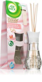 Air Wick Touch of Luxury Precious Silk & Oriental Orchids aroma difuzor cu rezervã