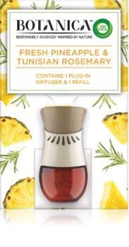 Air Wick Botanica Fresh Pineapple & Tunisian Rosemary električni difuzor