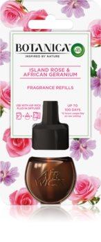 Air Wick Botanica Island Rose & African Geranium täyte sähköiseen diffuuseriin Ruusun tuoksulla