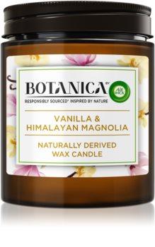Air Wick Botanica Vanilla & Himalayan Magnolia candela decorativa