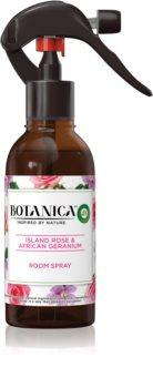 Air Wick Botanica Island Rose & African Geranium cпрей за дома с аромат на рози