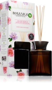 Air Wick Botanica Island Rose & African Geranium aroma diffuser With The Scent Of Roses
