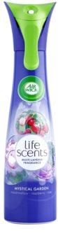 Air Wick Life Scents Mystical Garden spray para el hogar 210 ml