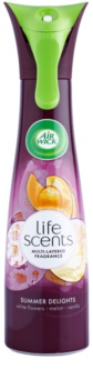 Air Wick Life Scents Summer Delights bytový sprej 210 ml