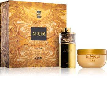 Ajmal Aurum confezione regalo da donna
