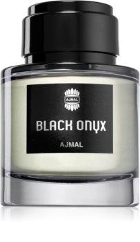Ajmal Black Onyx Eau de Parfum voor Mannen